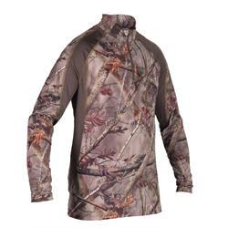 荒野探险仿生迷彩长袖T恤