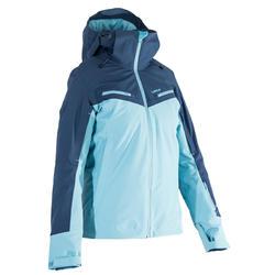 女式滑雪夹克AM900 All Mountain - Blue