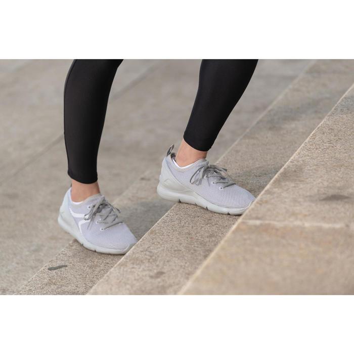 PW 100女士健走鞋-浅灰色