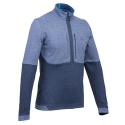 NH500 Men's Hiking Pullover - Navy