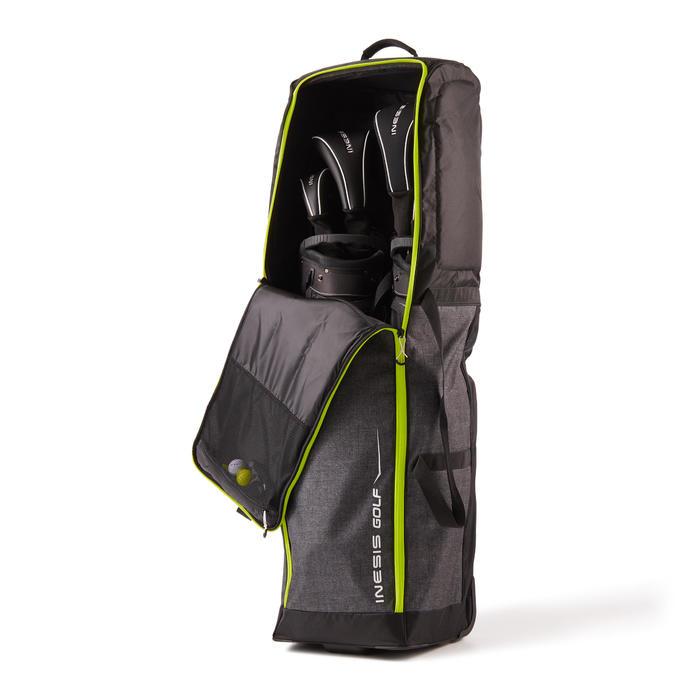 高尔夫旅行航空包 深灰色