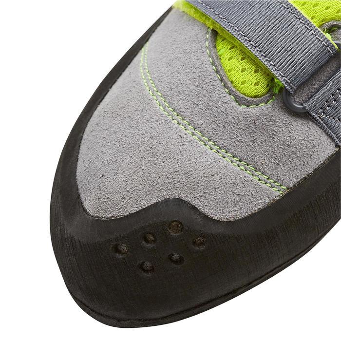 成人初级款攀岩鞋 ROCK+ - 灰色