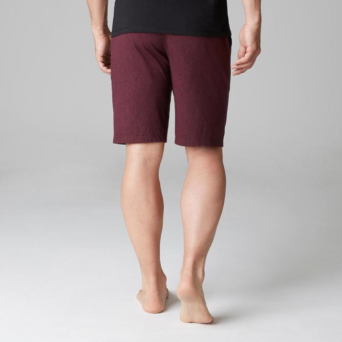 基础健身直筒及膝短裤