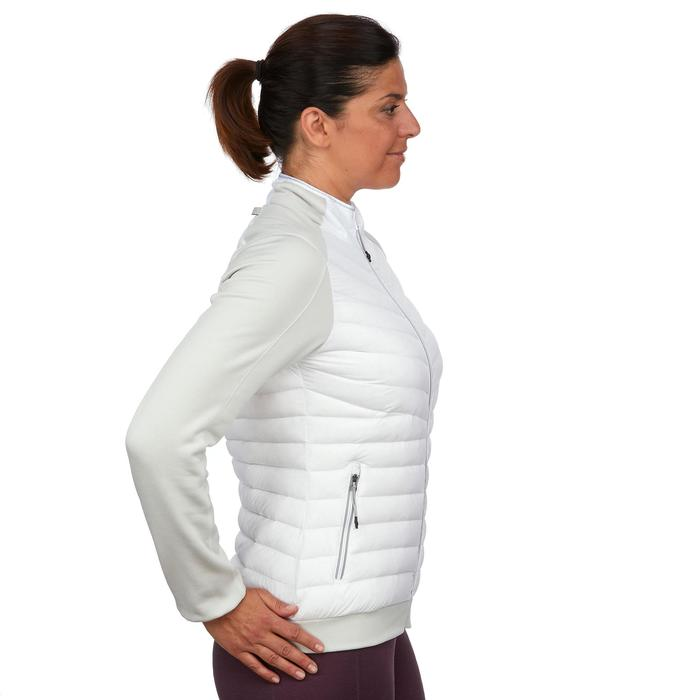 女式滑雪内衬夹克 Layer2 900 - White