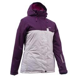 滑雪运动保暖防风透气女滑雪夹克 WED'ZE Free 300