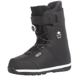 男式滑雪单板鞋 Foraker 500 - Black