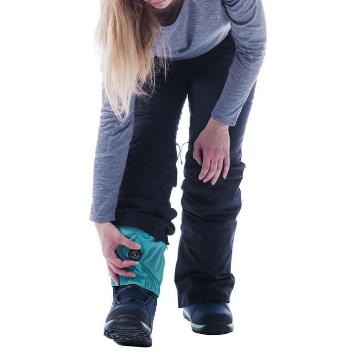 女式单板滑雪裤SNB TR 500 - Black