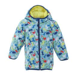 婴儿雪橇运动夹克Warm Reverse -Yellow