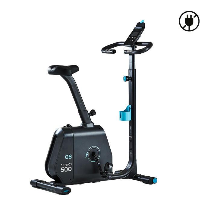 500 自充电式健身自行车