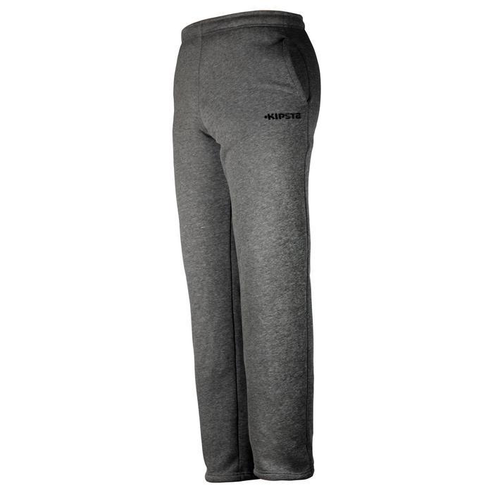 初学者篮球运动裤P100 - 灰色