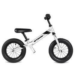 Run Ride 900 12寸儿童平衡自行车-银色