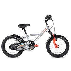 900 Monstertruck 16英寸儿童自行车 4-6 岁