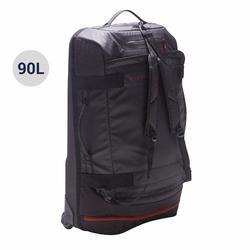 Intensive Roller Bag 90 Litre - Black/Red