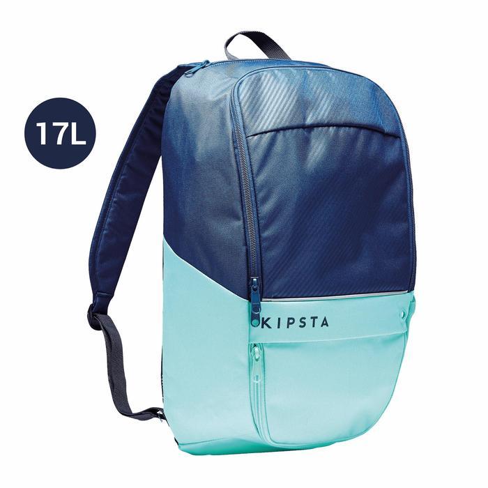 团队运动背包Classic 17升 - 薄荷绿/蓝色