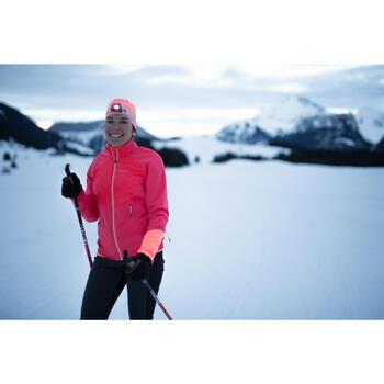 XC S 550 女式越野滑雪保暖夹克 - PINK