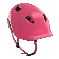 500 Kids' Cycling Helmet - Pink