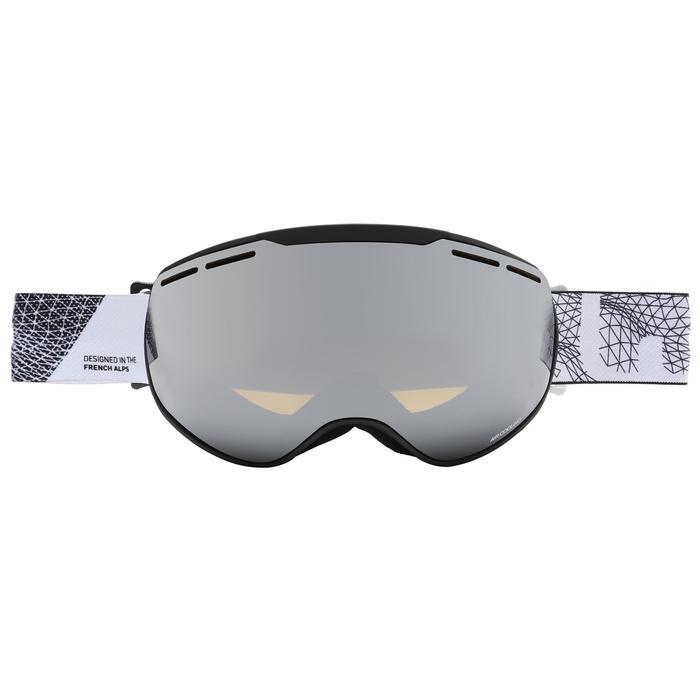 儿童成人 滑雪护目镜G 540 适用于晴好天气- ASIA BLACK