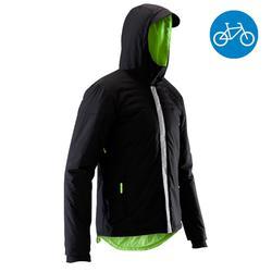 自行车运动防雨保暖男士骑行夹克 B'TWIN 900