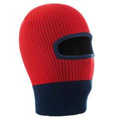 儿童巴拉克法滑雪保暖帽 KNITTED RED BLUE