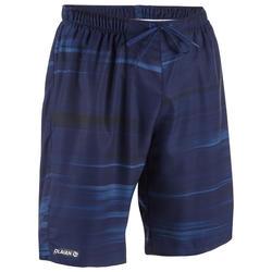 男式长款沙滩裤100 Cloud blue