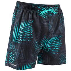 短款沙滩裤100 Palm Mint