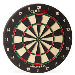 传统硬式镖靶Club 500