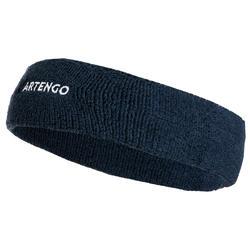 球拍类吸汗运动头巾TB100 -海军蓝