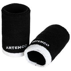 球拍类运动护腕TP 100XL-黑色/白色