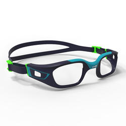 游泳眼镜Frame for 500 SELFIT , S号 Blue Green