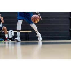男式中帮篮球鞋SC500 - 白色
