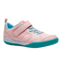 女童羽毛球球鞋BS 160 粉色