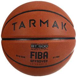 6号篮球 FIBA BT500 - 棕色