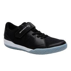男式系带羽毛球鞋BS 190 -黑色