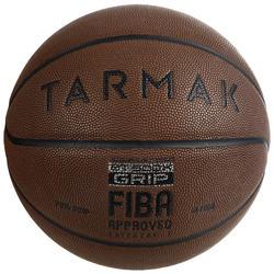成人篮球 BT500 7号-棕色触球感