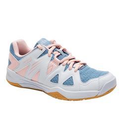 青少年羽毛球鞋BS 500 粉色