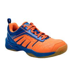 青少年轻量羽毛球鞋BS560 橙色