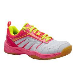 青少年轻量羽毛球鞋BS 560 粉色