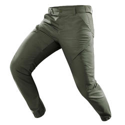 NH500 Fit men's country walking trousers - khaki