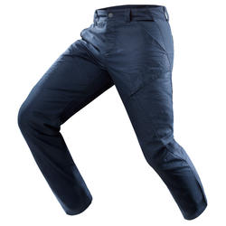 Men's Country Walking Trousers NH500 Regular - Navy