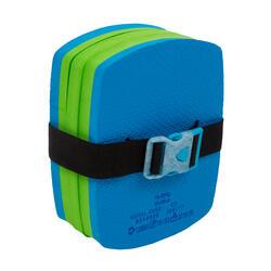 游泳泡沫浮力腰带Blue green 15-30公斤
