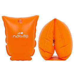 游泳臂圈 30-60 公斤 - Orange