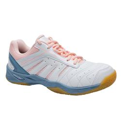 女式轻量羽毛球鞋 粉色