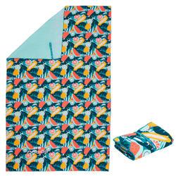 微纤维毛巾Printed , XL