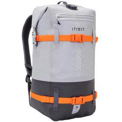 防水背包30L- Grey