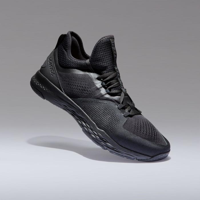 920 男式有氧健身运动鞋 - 黑色