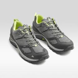 男式山地徒步鞋 MH500 - 灰色