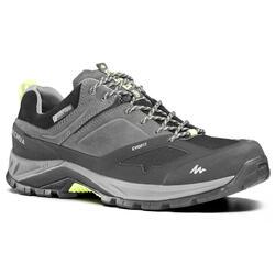 男式低帮徒步鞋-防水-灰色丨 MH500