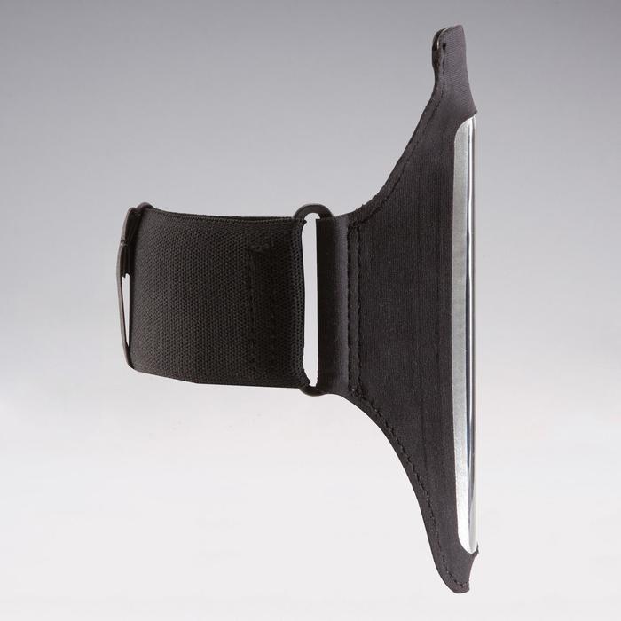 跑步运动智能手机臂袋-黑色