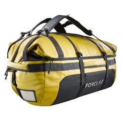 可拓展户外旅行驼包 80/120L 黄色
