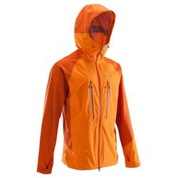 Alpinism 男式攀登冲锋衣 轻盈款 - 橙色